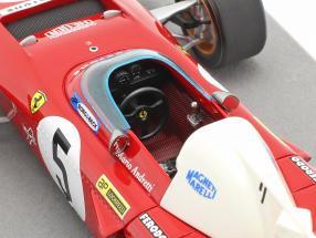 Mario Andretti Ferrari 312B2 #5 4th German GP F1 1971