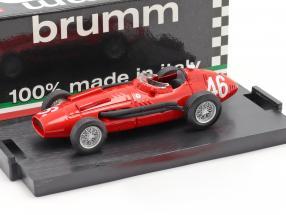 Maserati 250F #46 Prova GP Italia Formula 1 1957 1:43 Brumm