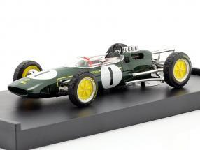 Jim Clark Lotus 25 #1 Winner Belgian GP World Champion formula 1 1963 1:43 Brumm