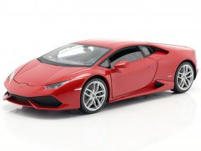 Lamborghini Huracan LP 610-4 Year 2015 red 1:18 Welly