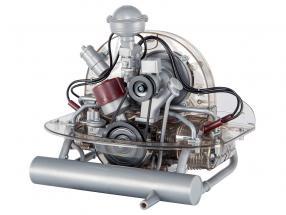 Volkswagen VW Pretzel beetle 4-cylinder boxer engine 1946-1953 Kit 1:4 Franzis