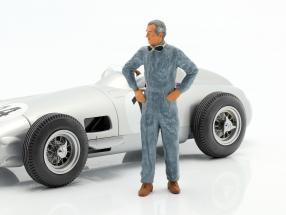 Karl Kling driver figure 1:18 FigurenManufaktur