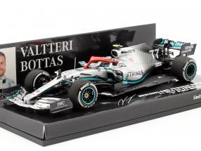 Valtteri Bottas Mercedes-AMG F1 W10 #77 3rd Monaco GP F1 2019 1:43 Minichamps
