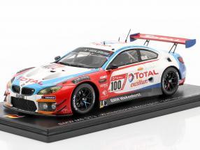 BMW M6 GT3 #100 24h Nürburgring 2019 Walkenhorst Motorsport 1:43 Spark