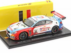 BMW M6 GT3 #36 24h Spa 2019 Buchardt, Pittard, Walkenhorst, Yount 1:43 Spark