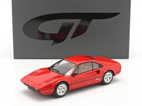 Ferrari 308 GTB Coupe year 1980 red 1:18 GT-SPIRIT