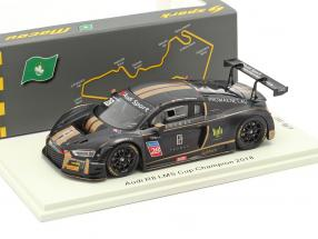 Audi R8 LMS #28 Audi R8 LMS Cup champion 2018 Andrew Haryanto 1:43 Spark