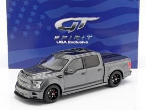 Ford Shelby F-150 Super Snake Pick-Up year 2017 magnetic metallic 1:18 GT-Spirit