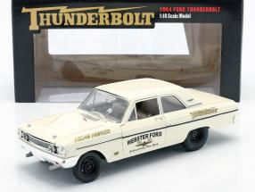 Ford Thunderbolt Hemi Hunter 1964 cream white / gold 1:18 GMP
