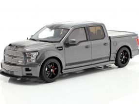 Ford Shelby F-150 Super Snake Pick-Up 2017 magnetgrau metallic 1:18 GT-Spirit