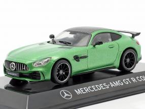 Mercedes-Benz AMG GT R Coupé (C190) green hell magno 1:43 Altaya
