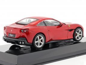 Ferrari Portofino year 2018 red