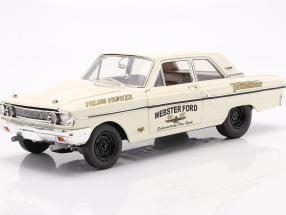 Ford Thunderbolt Hemi Hunter 1964 creme weiß / gold 1:18 GMP