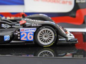 Oreca 03 Nissan #26 24h LeMans 2011 LMP2 Mailleux, Ordonez, Ayari 1:43 Ixo