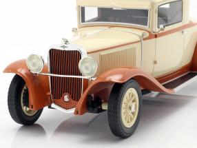 Dodge Eight DG Coupe Baujahr 1931 beige / hellbraun 1:18 BoS-Models / 2. Wahl