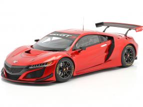 Honda NSX GT3 year 2018 hyper red