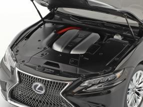 Lexus LS500h year 2018 black