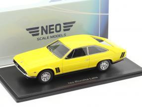 Iso Rivolta Lele year 1972 yellow 1:43 Neo