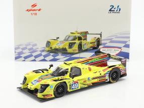 Ligier JS P217 #49 24h LeMans 2019 Konopka, Tereschtschenko, Enqvist 1:18 Spark