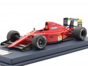 A. Prost Ferrari 641 #1 100th Ferrari Victory French GP F1 1990 1:18 LookSmart