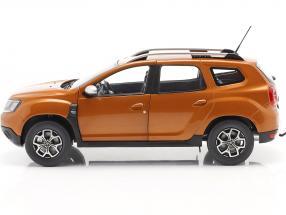 Dacia Duster MK2 year 2018 taklamakan orange