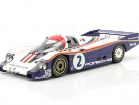 Porsche 956 #2 2nd 24h LeMans 1982 Mass, Schuppan 1:18 Spark