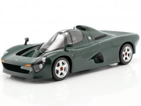 Yamaha OX99-11 Presentation Car 1992 dark green 1:18 Spark