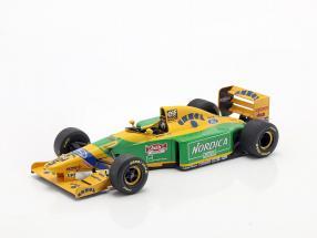 M. Schumacher Benetton B193 #5 winner Portugal GP F1 1993 1:18 Minichamps / 2nd choice