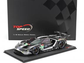 Ford GT #66 24h LeMans 2019 Mücke, Pla, Johnson 1:18 TrueScale