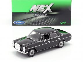 Mercedes-Benz 220/8 (W115) black 1:24 Welly