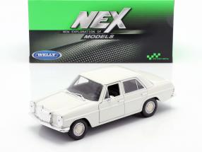 Mercedes-Benz 220/8 (W115) cream white 1:24 Welly