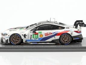 BMW M8 GTE #81 24h LeMans 2019 Catsburg, Tomczyk, Eng