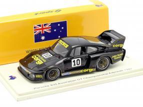 Porsche 935 #10 Australian GT Championship Adelaide 1982 1:43 Spark