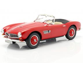 BMW 507 Cabriolet year 1956 red 1:18 Norev