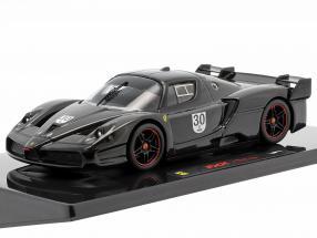 Schumacher Ferrari FXX Black #30 1:43 HotWheels Elite