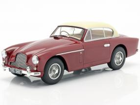 Aston Martin DB 2-4 MK II FHC Notchback 1955 red / cream white 1:18 Cult Scale