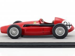 J. F. Gonzalez Ferrari 553 Squalo #21 Silverstone Int. Trophy 1954