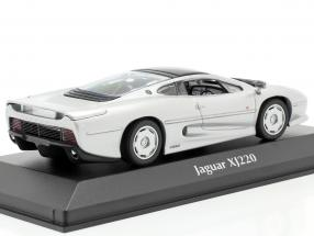 Jaguar XJ220 year 1991 silver
