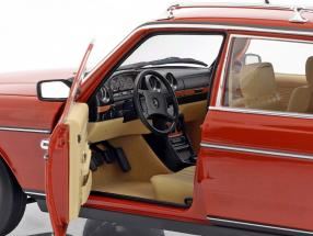 Mercedes-Benz 200 T (S123) year 1982 english red