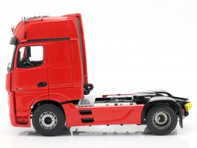 Mercedes-Benz Actros Gigaspace 4x2 Truck Facelift 2018 red