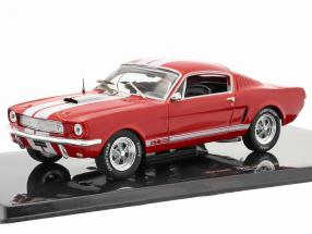 Ford Mustang Shelby GT 350 year 1965 red / white