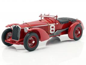 Alfa Romeo 8C #8 Winner 24h LeMans 1932 Sommer, Chinetti 1:18 Spark