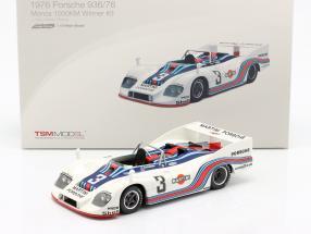 J. Ickx Porsche 935/76 #3 Winner 1000km Monza 1976 Martini Racing 1:18 TrueScale