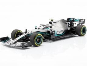 V. Bottas Mercedes-AMG F1 W10 EQ Power  #77 2nd China GP F1 2019 1:18 Minichamps
