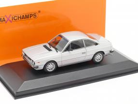 Lancia Beta Coupe year 1980 silver 1:43 Minichamps