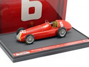 Juan Manuel Fangio Alfa Romeo 158 #6 Winner France GP F1 1950 1:43 Brumm