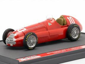 Giuseppe Farina Alfa Romeo 158 #10 World Champion Italy GP F1 1950 1:43 Brumm