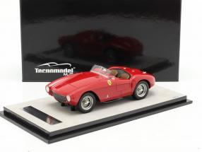 Ferrari 500 Mondial Press version 1954 red 1:18 Tecnomodel
