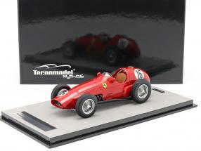 E. Castellotti, M. Hawthorn Ferrari 625 F1 #16 Great Britain GP F1 1955 1:18 Tecnomodel