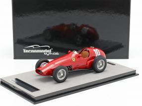Maglioli, Farina, Trintignant Ferrari 625 F1 #10 3rd Argentina GP F1 1955 1:18 Tecnomodel